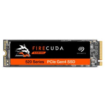 Seagate Firecuda 520 Cyberpunk Limited Edition Ssd, M.2, Nvme 1tb, 5000r/4000w-mb/s