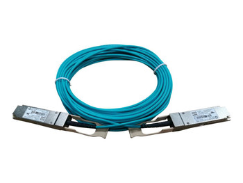HPE X2A0 40G Qsfp+ 10m AOC Cable