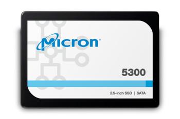 """Micron (5300pro) 480gb 2.5"""" Sata Enterprise Ssd, 540r/410w Mb/s, 5yr Wty"""
