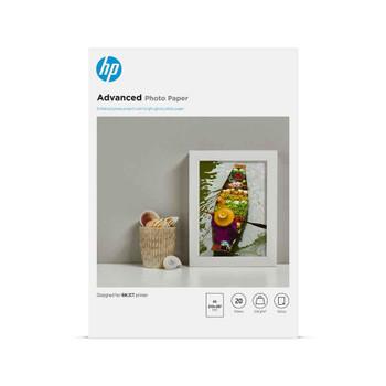 HP Advanced A4 20 Sheets FSC Glossy Photo Paper