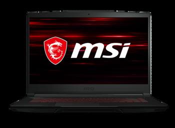 MSI GF63 Thin 10SC-236AU Gaming Notebook I5 8GB 256GB GTX1650 W10home