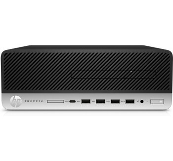 HP Prodesk 600 G5 SFF i3-9100 4GB 256GB SSD Keyboard + Mouse