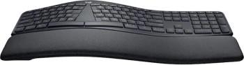 Logitech K860 Ergo Wireless Split Keyboard, Bt, 2.4ghz Usb Receiver - 1yr Wty