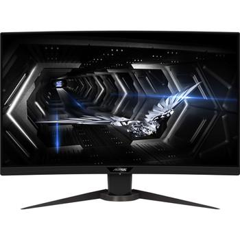 """Gigabyte AORUS CV27Q Curved Gaming Monitor, 27"""", 165hz, va15000, 2560x1440, hdmi, dp Hbr3, 3yr"""