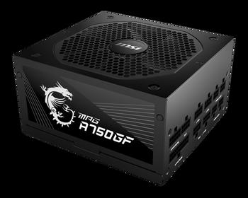 MSI MPG A750GF 80 Plus Gold Full Modular PSU