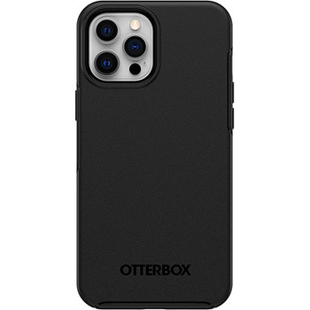 Otterbox Symmetry Series Plus Case with MagSafe (Black) for iPhone 12 Pro Max