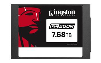 Kingston 7680GB DC500R 2.5in SATA SSD