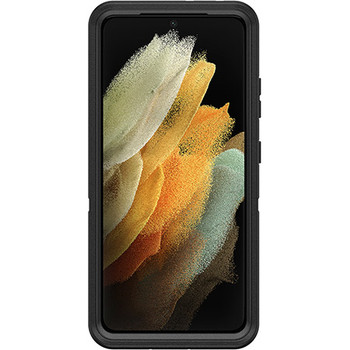 Otterbox Defender Series Case (Black) for Galaxy S21 Ultra 5G