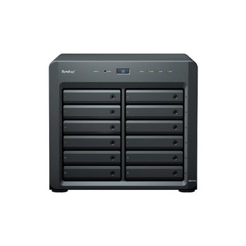 """Synology DiskStation DS2419+II 12-Bay 3.5"""" Diskless, Quad-core 2.1GHz , 4xGbE NAS (Scalable)  ( Expansion Unit - DX1215/DX1215ii)"""