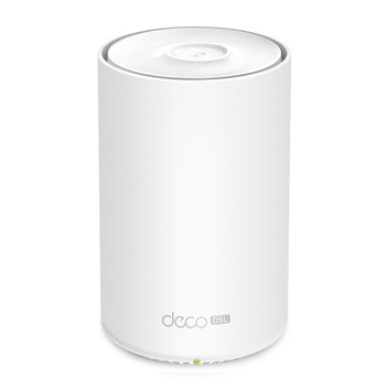 TP-Link Deco X20-DSL AX1800 VDSL Whole Home Mesh Wi-Fi 6 Router, 3yr
