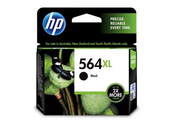 HP 564XL (CB321WA) BLACK INK 550 PAGE YIELD FOR D5400 **Damaged Box**