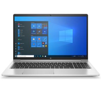 "HP ProBook 455 G8 Notebook PC Ryzen 7 5800u, 8GB, 256GB SSD, 15"" HD AG, WL, BT, W10P, 1yrs"
