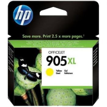 HP 905XL YELLOW ORIGINAL INK CARTRIDGE **Slightly Damaged Box**