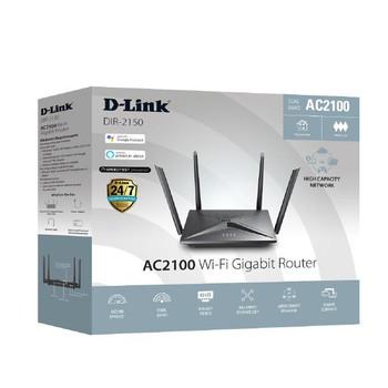 D-Link AC2100 Wi-Fi Gigabit Router