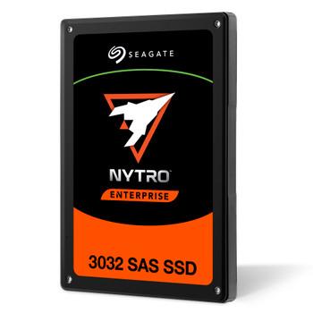 "Seagate Nytro 3332 SSD, 2.5"" Sas 960GB, 1100r/950w-mb/s, 1dwpd, 5yr Wty"