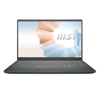 MSI Modern 14 B11MOL-423AU Notebook PC with I5 8GB 512GB Iris Xe W10