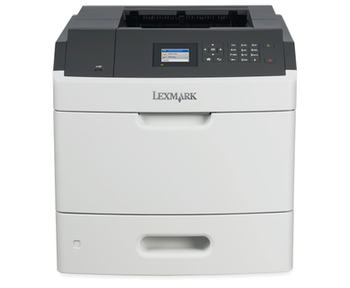 Lexmark MS812dn 66ppm A4 Mono Laser Printer (Second Hand - Used)