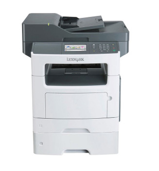 Lexmark MX511de 42ppm A4 Mono Multifunction Laser Printer + Additional Tray (Second Hand - Used) (35S5838-RE+1T)