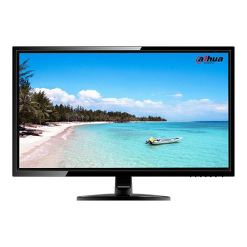 "Refurbished Dahua 28"" (16:9) UHD LED Monitor, 3840x2160, 5.5ms, Dp, Hdmi(2), Speaker, 60hz, 3yr"