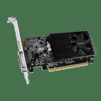 GIGA NVIDIA GT1030, 2GB DDR4, DVI-D x1, HDMI x1, Low profile