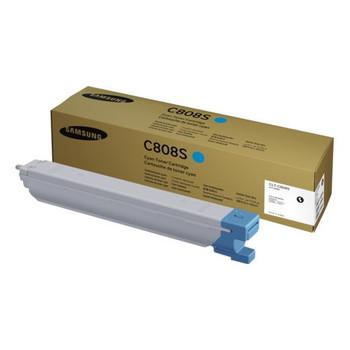 Samsung CLT-C808S Cyan Toner Cartridge