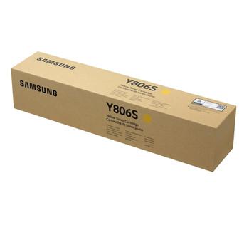 Samsung CLT-Y806S Yellow Toner Cartridge