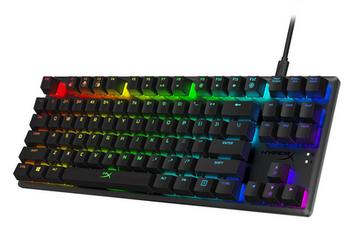 HyperX Alloy Origins Core RGB Mechanical Gaming Keyboard, Aqua  Switch, US Layout