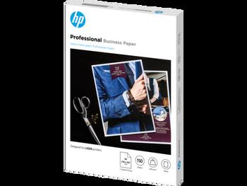 HP Brochure 200g Laser Paper, Matte, A4,  150sh