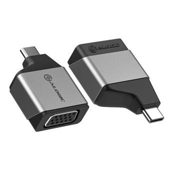 ALOGIC Ultra MINI USB-C (Male) to VGA (Female) Adapter