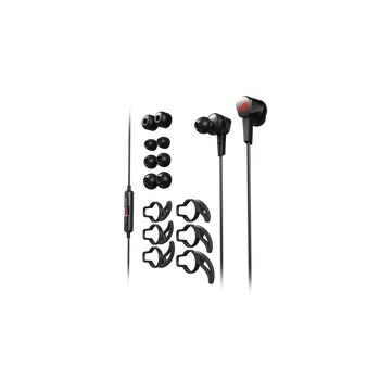 ASUS ROG CETRA CORE IN EAR GAMING HEADPHONES, 3.5MM, 10MM ESSENCE DRIVERS, IN LINE CONTROL