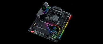 AMD X570; 4 x DDR4 DIMM; PCI Express 4.0 x1 Slot; M.2 Socket (Key E); HDMI; USB 3.2 Gen2 Type-A, USB 3.2 Gen2 Type-C , 4x USB 3.2 Gen1, 2x USB 2.0
