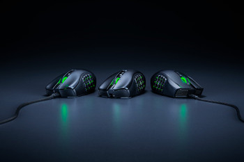 Raze Naga X-Wired MMO Gaming Mouse-FRML Packaging