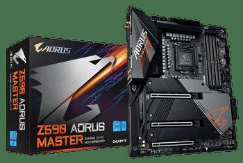 Z590 AORUS MASTER 1.0