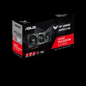 AMD Radeon RX 6800, 16GB GDDR6, PCI-Express