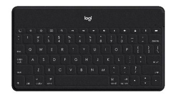 Logitech Keys-to-Go Ultra Slim Keyboard with iPhone Stand BK