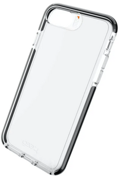GEAR4 Black Case D3O Piccadilly Apple iPhone SE/iP8/iP7/iP6s/iP6-FG-Black