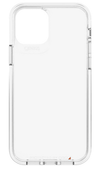 Gear4 Clear Case D3O Crystal Palace-Apple iPhone 12 / 12 Pro-FG-Clear