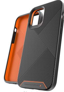 Gear4 Black Case D3O Battersea-iPhone 12 Pro Max-FG-Black