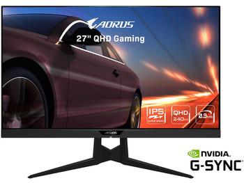"Gigabyte AORUS FI27Q-X-AP 27"" Gaming Monitor"