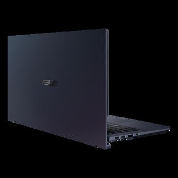 Asus ExpertBook, i7-1165G7, WIN10-P, 14.0 FHD, 16GB DDR4, 2x512G RAID0 SSD, 1 x HDMI 2.0b, 1 x USB 3.2, 2 x Thunderbolt 4, Black, 3 YR ONSITE WTY