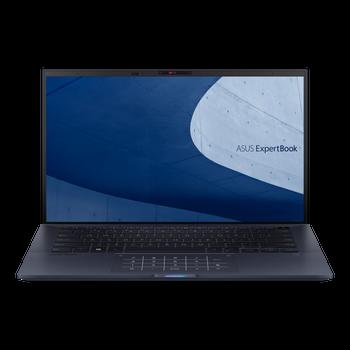 ExpertBook, i7-1165G7, WIN10-P, 14.0 FHD, 16GB DDR4, 2x1TB RAID0 SSD, 1 x HDMI 2.0b, 1 x USB 3.2, 2 x Thunderbolt 4, Black, 3 YR Onsite WTY