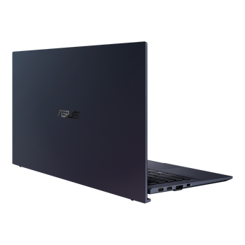 Asus ExpertBook, i7-1165G7, WIN10-P, 14.0 FHD, 16GB DDR4, 512GB SSD, 1 x HDMI 2.0b, 1 x USB 3.2, 2 x Thunderbolt 4, Black, 3 YR ONSITE WTY