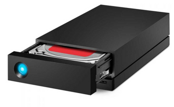 LaCie 1big Dock Thunderbolt 3, 4TB, 5 Years Warranty