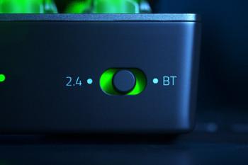 Razer BlackWidow V3 Mini HyperSpeed-65% Wireless Mechanical Gaming Keyboard (Green Switch)-US Layout-FRML Packaging