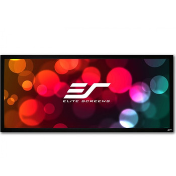 138 FIXED FRAME 2.351 PROJECTOR SCREEN - CINEMA235