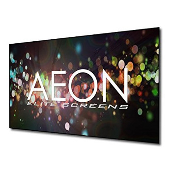 135 FIXED FRAME 169 PROJECTOR SCREEN EZFRAME ACOUSTIC 4K