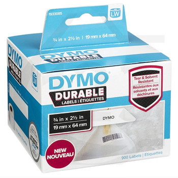 Dymo LabelWriter Durable MP Labels 19x64mm