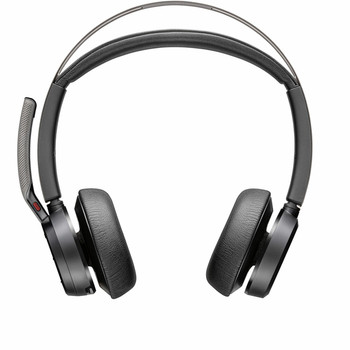 Poly Voyager Focus 2 Office, Oth Stereo Anc Bluetooth USB-A Wireless Headset, Dskph/pc/mob W/stand