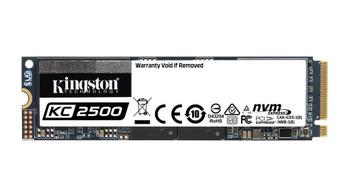 Kingston 2000G KC2500 M.2 2280 Nvme SSD