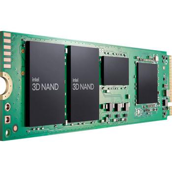 Intel 670p Series SSD, M.2 80mm Nvme, 2tb, 3500r/2700w Mb/s, Retail Box, 5yr Wty